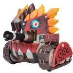 アイルーお手製のリオレウス型戦車がラジコンに!「RCネコ式火竜車」で砲撃開始!