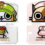 頭でっか!!デカデカとアイルーの顔が描かれたニンテンドー3DS LL専用フェイスカバーが発売!