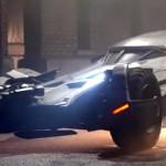 2016年に公開予定の「バットマン VS スーパーマン」に登場するバットモービルの映像公開!