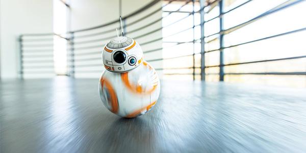 BB-8ラジコントイ